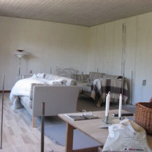 Stabilisering af gulv i stue