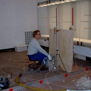 Stabilisering af mosaikgulvet på Ny Carlsberg Glyptotek