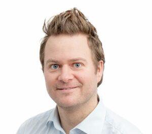 Jesper Storm Area Manager i Uretek
