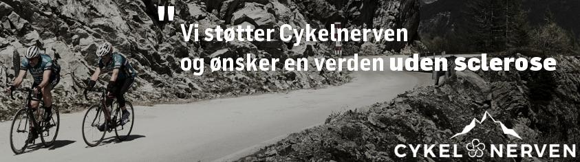 Cykelnerven til fordel for en verden uden sclerose